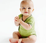 Как научить ребенка сидеть